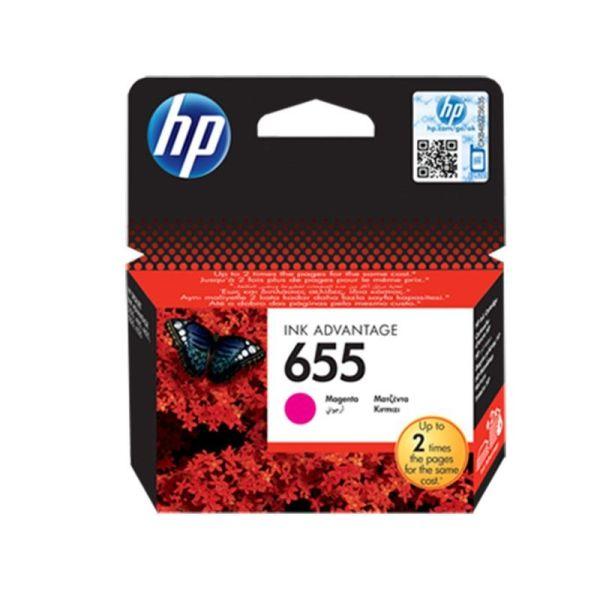 HP 655 Original Ink Cartridge Magenta (CZ111AE)| Armenius Store