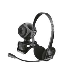 Web Cameras Chat Pack Headset & Web Camera 17028
