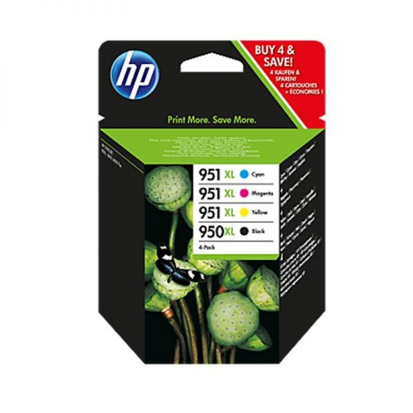 HP 950XL/951XL 4-pack original ink| Armenius Store