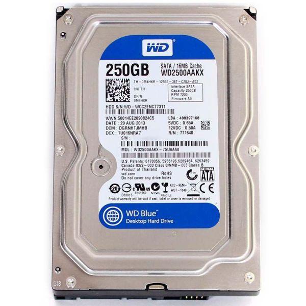 HDD 250 GB Western Digital Blue  Armenius Store
